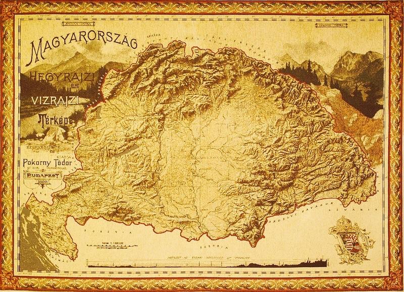 Nagy Magyarország Térkép Eladó